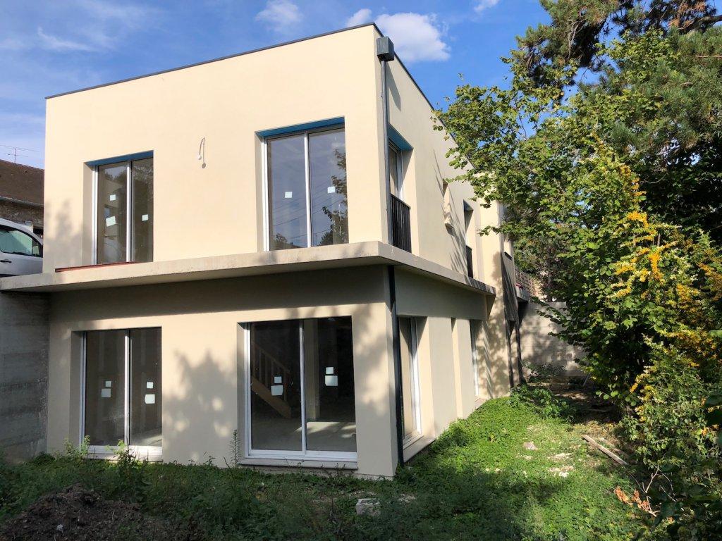 Vente maison neuve de 130m2 sur 439m2 de terrain concept immo paris 8 - Maison de 130m2 ...